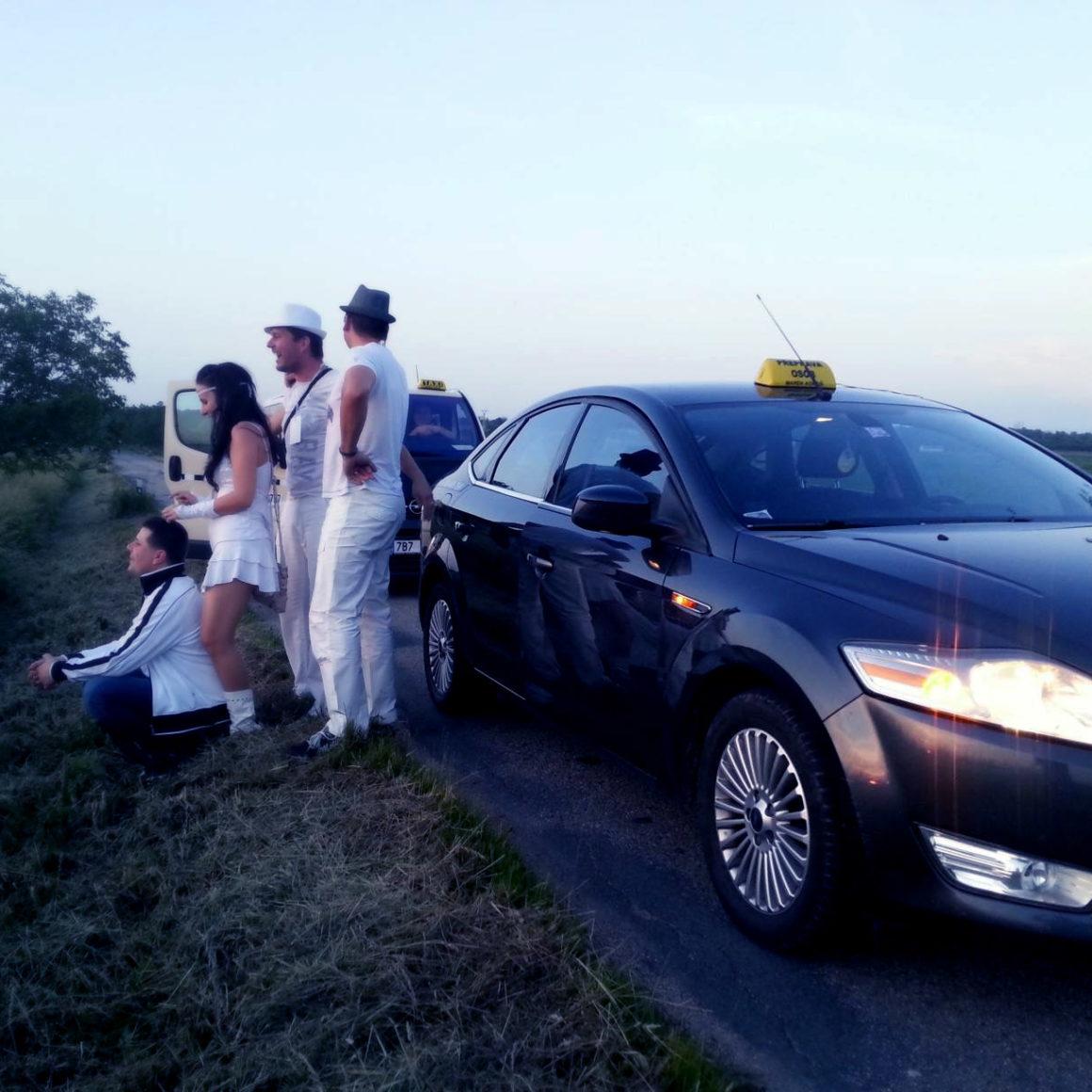 Taxi Hustopeče